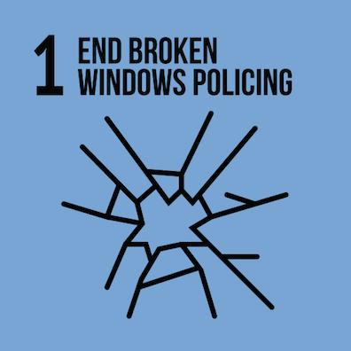 broken windows police in the 21st